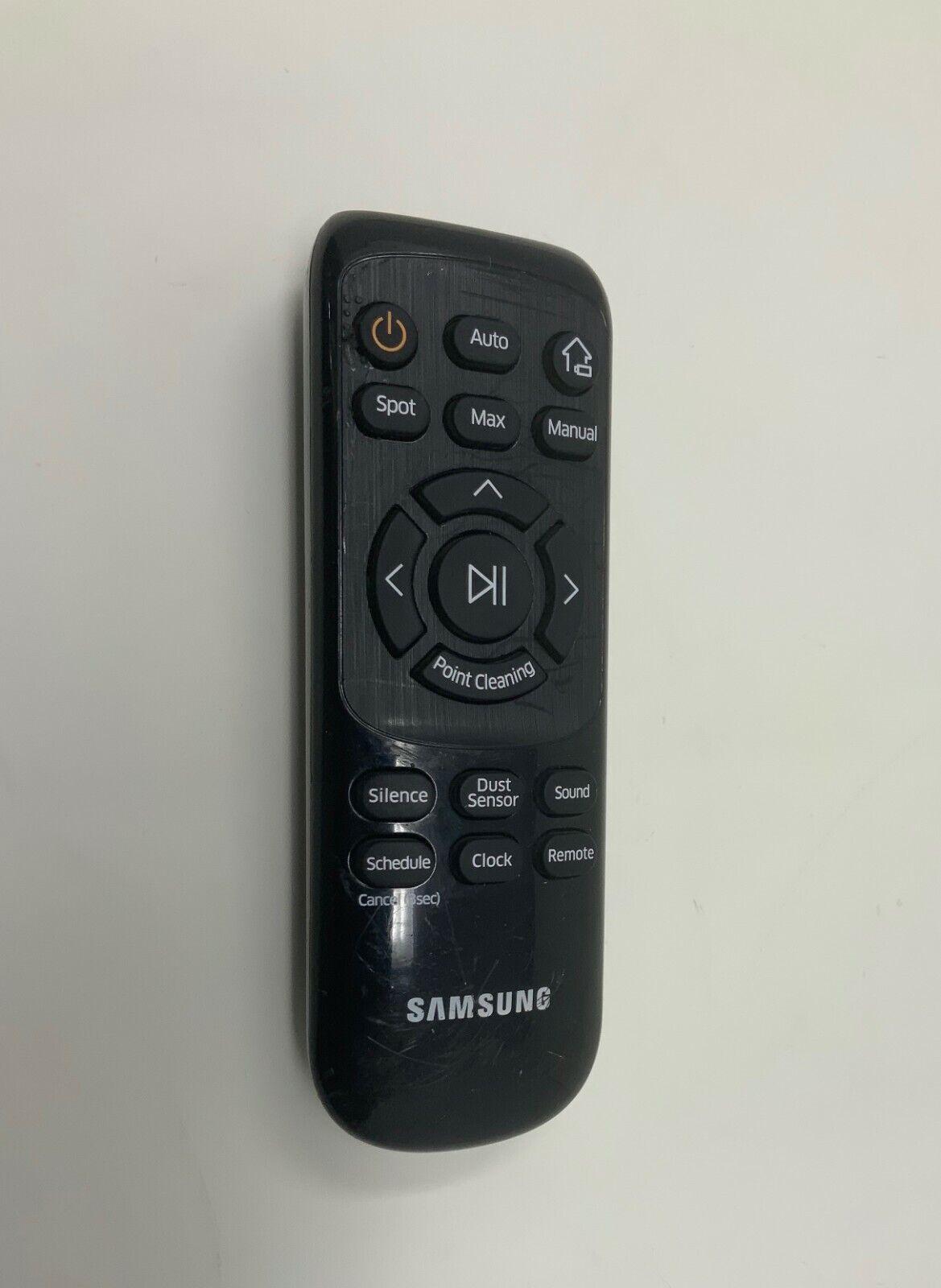 SR20H9050U OEM Samsung Vacuum PowerBot Remote Control Shipped with VR20H9050UW VR20H9050UW//AA