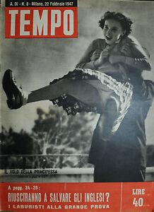 TEMPO-N-08-del-22-FEB-1947-IL-VOLO-DELLA-PRICIPESSA-DONA-PILAR-e-DON-JUAN