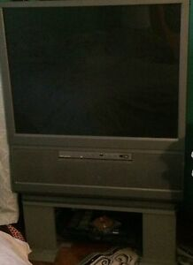 43 Inch Toshiba rear projection HDTV- Free