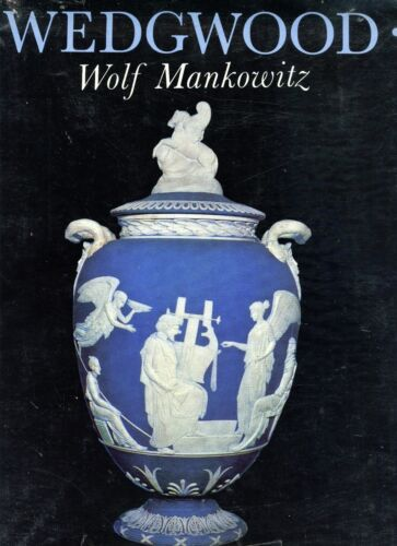 Antique Wedgwood Pottery Porcelain - History Types Marks / Scarce Book
