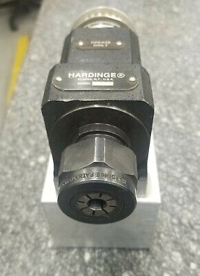 Hardinge Cs 50 Conquest Live Tool Holder Modified