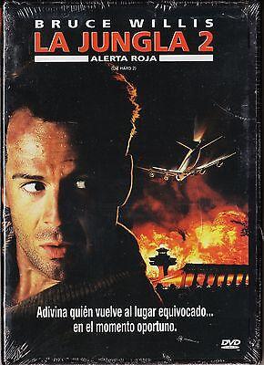 LA JUNGLA 2: ALERTA ROJA de Renny Harlin con Bruce Willis