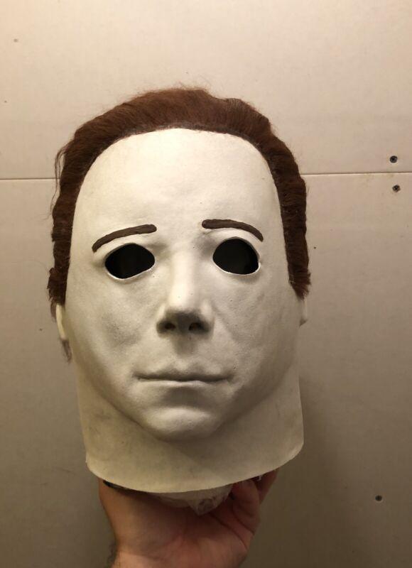 Halloween 4 Michael Myers Mask - CGP Uncle V1