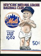 1962 Mets Yearbook