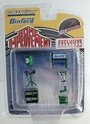 Green Machine 13175 Home Improvement Binford Tools Shop Tools Greenlight Chase