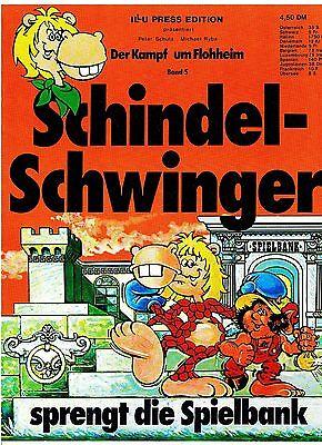 Schindelschwinger Nr.5 1977 Peter Schulz Michael Ryba