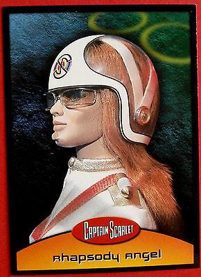 CAPTAIN SCARLET - Card #29 - Rhapsody Angel - Cards Inc. 2001