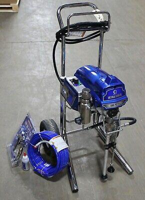 Graco Ultra Max Ii 595 Pc Pro Electric Airless Sprayer Hi-boy 17e859