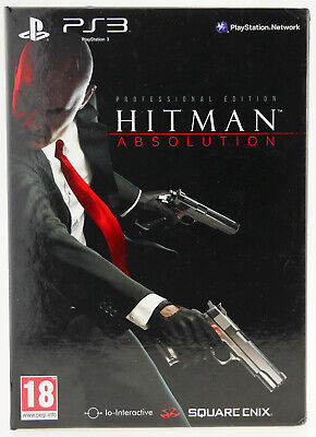 Used, Hitman: Absolution Professional Edition Playstation 3 PS3 komplett OVP sehr gut for sale  Shipping to Nigeria