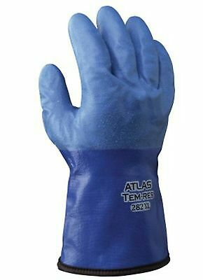 Atlas Showa 282 Temres Acrylic Insulated Waterproof Breathable Cold Resistance