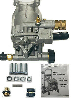 2750 Psi Pressure Washer Pump With Qcs For Hoses Devilbiss Replace A20102