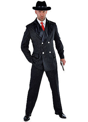 Chicago Custom Costumes (1920's  Gangster Suit / Al Capone / Chicago)