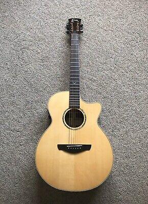 Faith FVHG VENUS NAT Acoustic Electric Guitar With Case