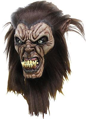 Wolfman Latex Maske