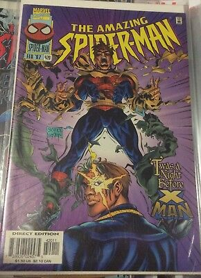The Amazing Spider-Man #420 1st Series ASM - Many comic books for