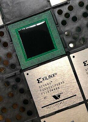 Xilinx Xcv600-6fg680c Fpga 3456 Clbs 661111 Gates 333mhz 15552-cell Cmos Pbga680