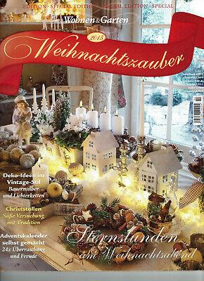 Wohnen & Garten special Edition Weihnachtszauber 2015
