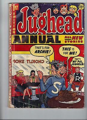 Archie's Pal Jughead Annual 1