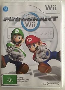 Mario Kart - Wii Game Lutwyche Brisbane North East Preview