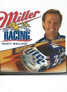 Rusty Wallace Postcard