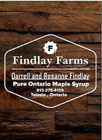Pure Ontario Maple Syrup