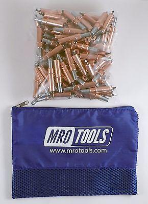 100 18 Cleco Sheet Metal Fasteners W Mesh Carry Bag K2s100-18