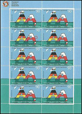 Deutsch-Polnisches Jugendwerk 90 Ct. – Punkte auf den Feldern 1, 3 und 9 – 3249