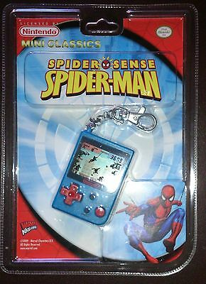 Nintendo Mini Classics Spider-Man Spider Sense LCD Game New  NEU OVP:Sealed ()