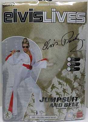 Elvis Presley Women's Costume Brand New! - Womens Elvis Costume