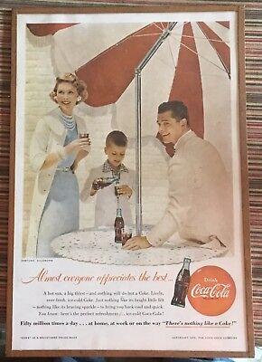1955 Coca-Cola Advertisement Costume, Goldworm Retro Advertising](Coca Cola Costume)