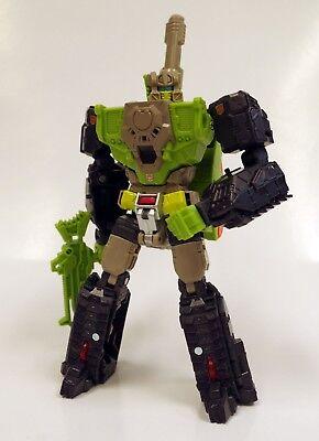 Transformers Titans Return Hardhead Complete Deluxe Generations Lot