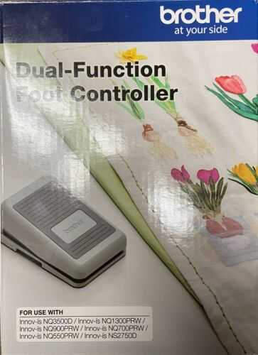 Brother Dual-Function Foot Controller
