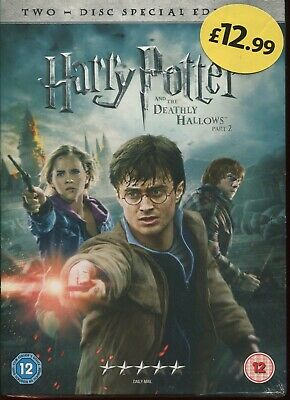 Harry Potter And The Deathly Hallows Part 2 Special Edition (2 DISC) NEW SEALED