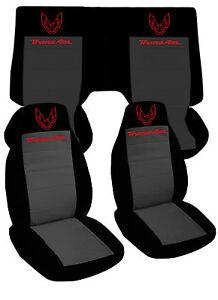Firebird seat covers ebay for 1979 trans am floor mats