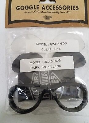 #440 NEW Harley-Davidson goggle accessories, Road Hog