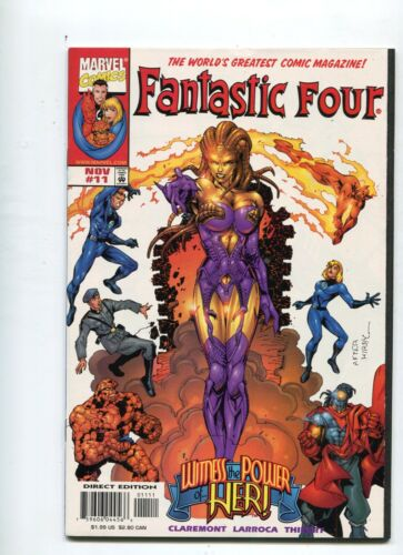 "Fantastic Four 10 NM 1st App. ""Her"""