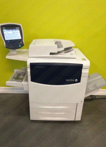 Xerox 700i Press Color Commercial Laser Printer Copier Scanner 70PPM