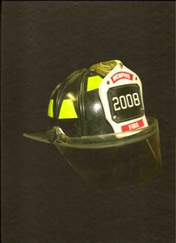 Memphis Fire Department 2008 Yearbook over 300 Pages! LOADED!