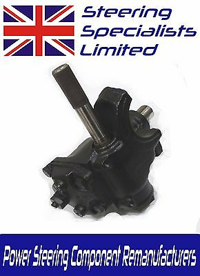 VW Karmann Ghia 1955 to 1974 Reconditioned Steering Box (Exchange)