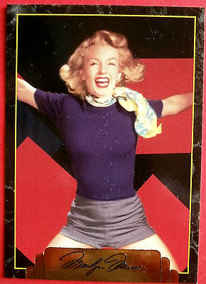 """""""Sports Time Inc."""" MARILYN MONROE Card # 106 individual card, issued in 1995"""