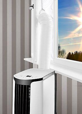 HANTECH Hot Air Stop Air Lock Klimagerät mobile Klimageräte Ablufttschlauch
