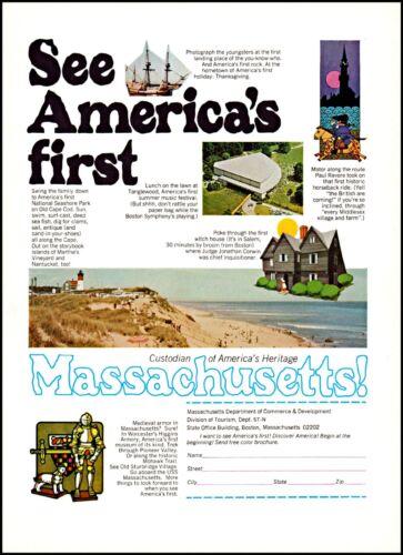 1968 Massachusetts Martha