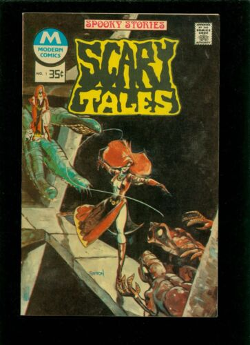 Scary Tales 1 FN- 5.5