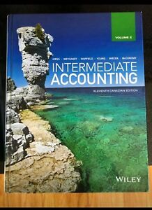 Excellent condition intermediate Accounting vol 2