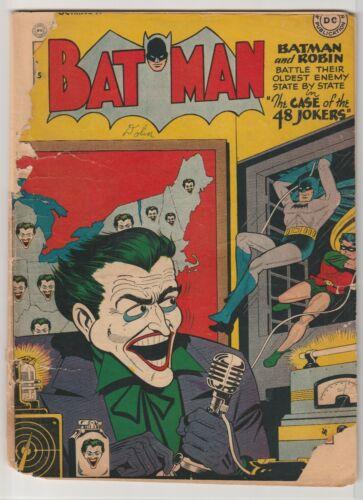 BATMAN #55 Joker cover/story.... scarce!