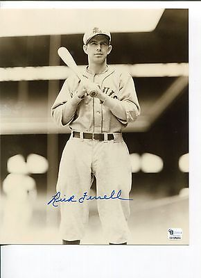Red Boston Wash - Rick Ferrell St Louis Browns Boston Red Sox Wash Senators Signed Autograph Photo