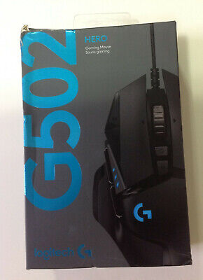 Genuine Logitech G502 Hero Wired Gaming Mouse -FAST FREE SHIPPING-