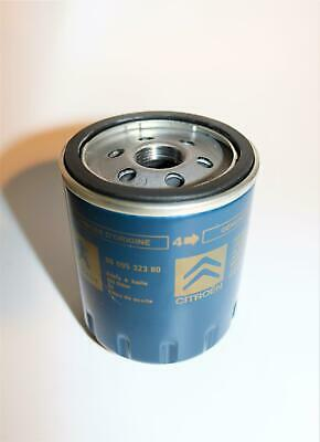 PSA Genuine Oil Filter Fits Peugeot Boxer Expert Traveller Citroen Relay Jumpy