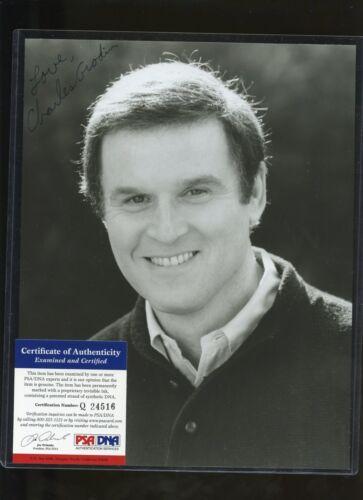CHARLES GRODIN Signed 8x10 Photo PSA/DNA COA AUTO Autograph