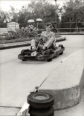 Heintje - Go-Kart - Vintage Foto de Prensa Foto Norbert Unfried (U-4116, usado segunda mano  Embacar hacia Spain